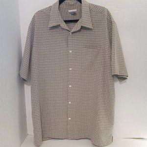 LN - Breakwater Men's button down short sleeve